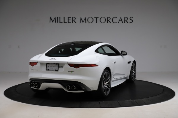 Used 2016 Jaguar F-TYPE R for sale Sold at Pagani of Greenwich in Greenwich CT 06830 7