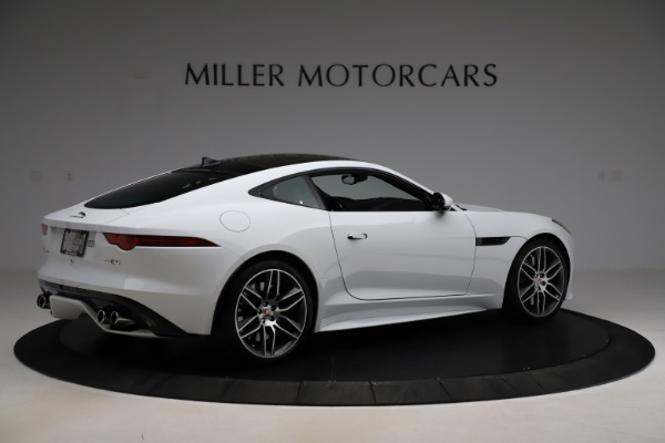 Used 2016 Jaguar F-TYPE R for sale Sold at Pagani of Greenwich in Greenwich CT 06830 8