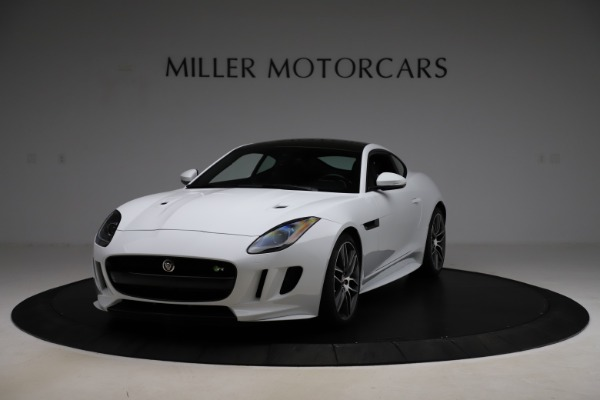 Used 2016 Jaguar F-TYPE R for sale Sold at Pagani of Greenwich in Greenwich CT 06830 1