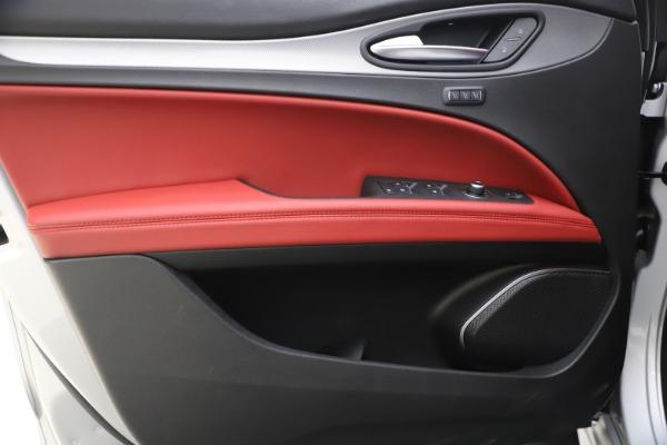 New 2020 Alfa Romeo Stelvio Ti Sport Q4 for sale Sold at Pagani of Greenwich in Greenwich CT 06830 18