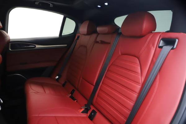 New 2020 Alfa Romeo Stelvio Ti Sport Q4 for sale Sold at Pagani of Greenwich in Greenwich CT 06830 19