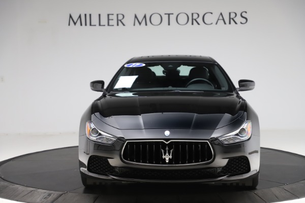 Used 2017 Maserati Ghibli S Q4 for sale $42,900 at Pagani of Greenwich in Greenwich CT 06830 12