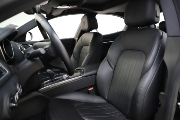 Used 2017 Maserati Ghibli S Q4 for sale $42,900 at Pagani of Greenwich in Greenwich CT 06830 15