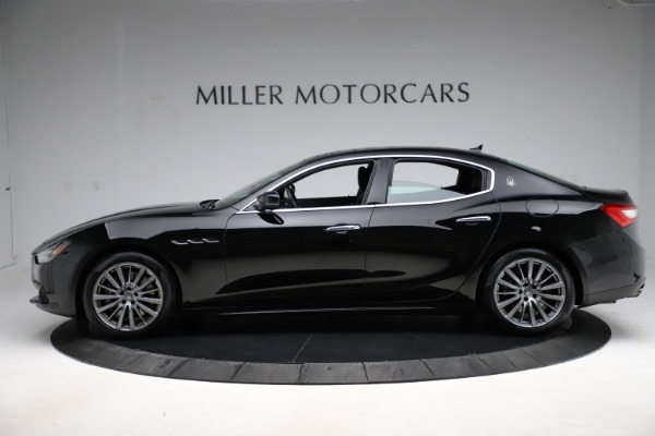 Used 2017 Maserati Ghibli S Q4 for sale $42,900 at Pagani of Greenwich in Greenwich CT 06830 3