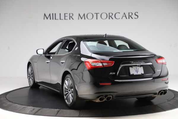 Used 2017 Maserati Ghibli S Q4 for sale $42,900 at Pagani of Greenwich in Greenwich CT 06830 5