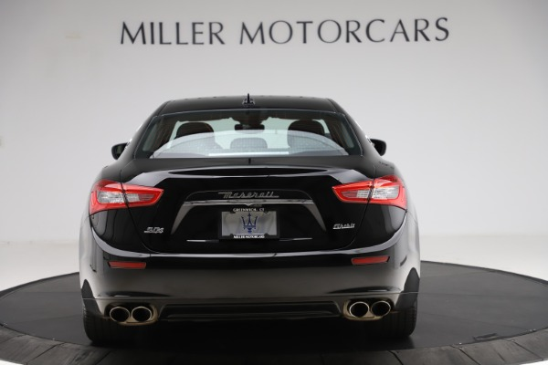 Used 2017 Maserati Ghibli S Q4 for sale $42,900 at Pagani of Greenwich in Greenwich CT 06830 6