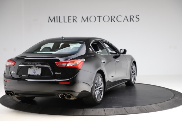 Used 2017 Maserati Ghibli S Q4 for sale $42,900 at Pagani of Greenwich in Greenwich CT 06830 7