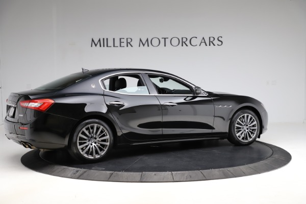 Used 2017 Maserati Ghibli S Q4 for sale $42,900 at Pagani of Greenwich in Greenwich CT 06830 8
