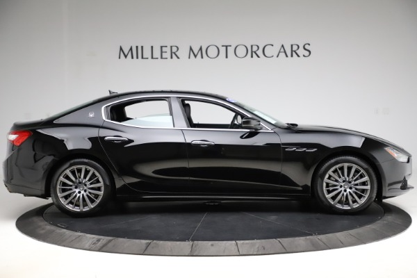 Used 2017 Maserati Ghibli S Q4 for sale $42,900 at Pagani of Greenwich in Greenwich CT 06830 9