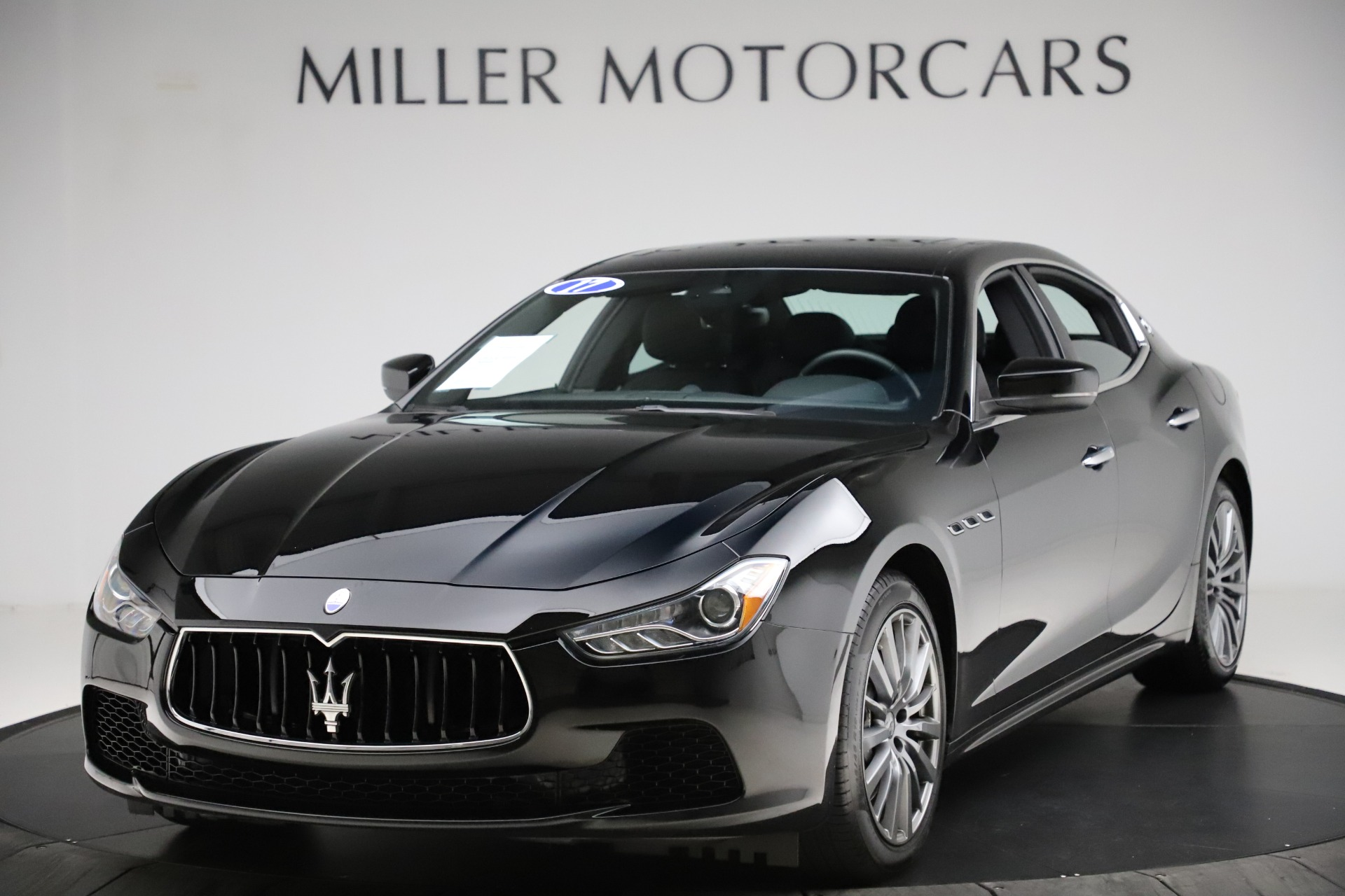 Used 2017 Maserati Ghibli S Q4 for sale $42,900 at Pagani of Greenwich in Greenwich CT 06830 1