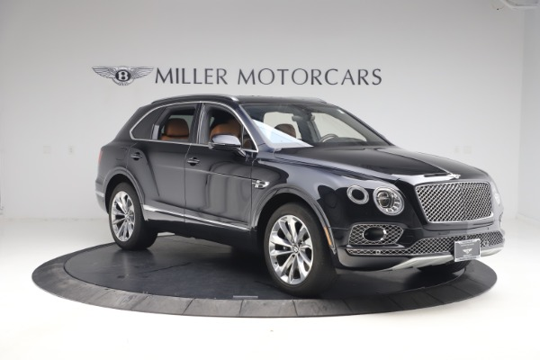 Used 2017 Bentley Bentayga W12 for sale $126,900 at Pagani of Greenwich in Greenwich CT 06830 12
