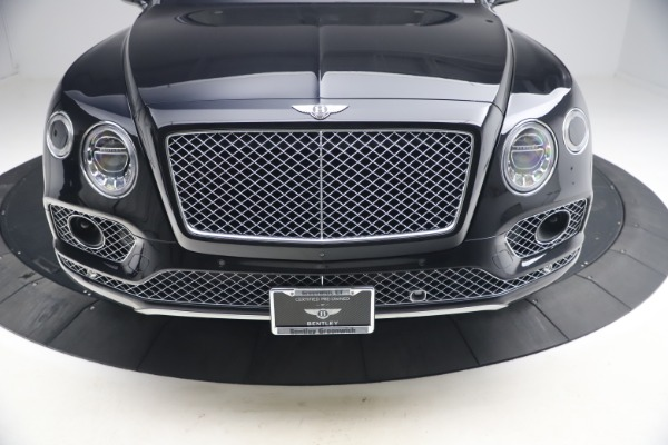 Used 2017 Bentley Bentayga W12 for sale $126,900 at Pagani of Greenwich in Greenwich CT 06830 14