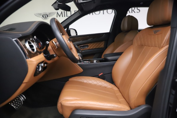 Used 2017 Bentley Bentayga W12 for sale $126,900 at Pagani of Greenwich in Greenwich CT 06830 19