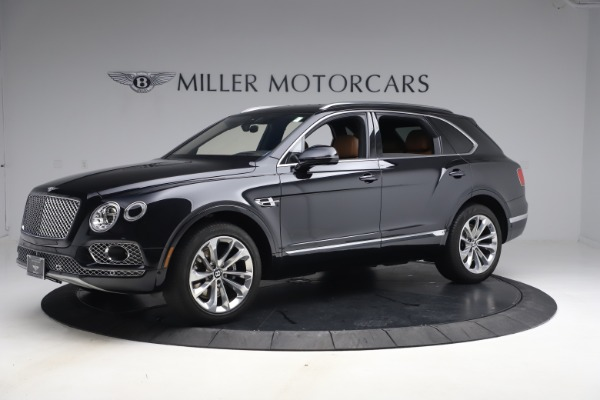 Used 2017 Bentley Bentayga W12 for sale $126,900 at Pagani of Greenwich in Greenwich CT 06830 2