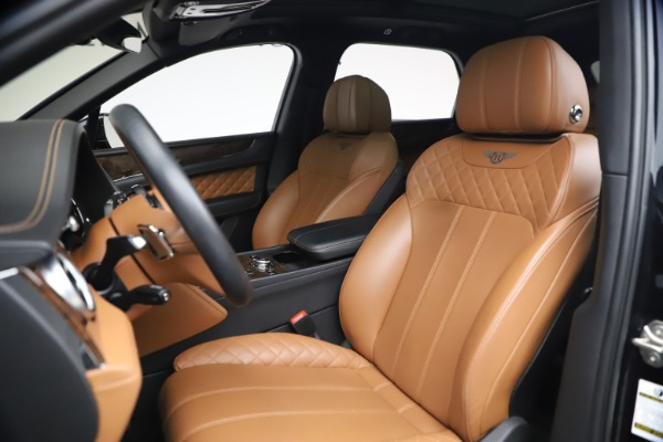 Used 2017 Bentley Bentayga W12 for sale $126,900 at Pagani of Greenwich in Greenwich CT 06830 20