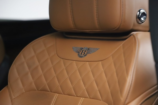 Used 2017 Bentley Bentayga W12 for sale $126,900 at Pagani of Greenwich in Greenwich CT 06830 21