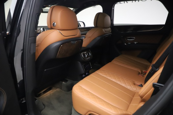 Used 2017 Bentley Bentayga W12 for sale $126,900 at Pagani of Greenwich in Greenwich CT 06830 22