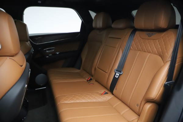 Used 2017 Bentley Bentayga W12 for sale $126,900 at Pagani of Greenwich in Greenwich CT 06830 24