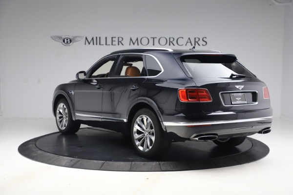 Used 2017 Bentley Bentayga W12 for sale $126,900 at Pagani of Greenwich in Greenwich CT 06830 5