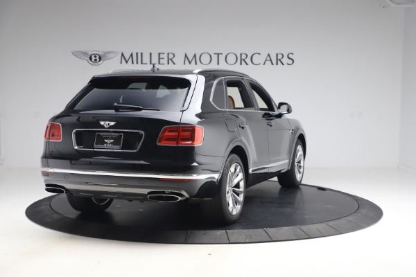 Used 2017 Bentley Bentayga W12 for sale $126,900 at Pagani of Greenwich in Greenwich CT 06830 7