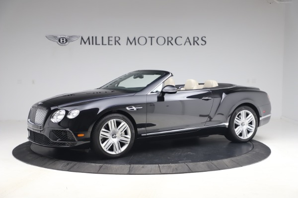 Used 2016 Bentley Continental GT W12 for sale $149,900 at Pagani of Greenwich in Greenwich CT 06830 2