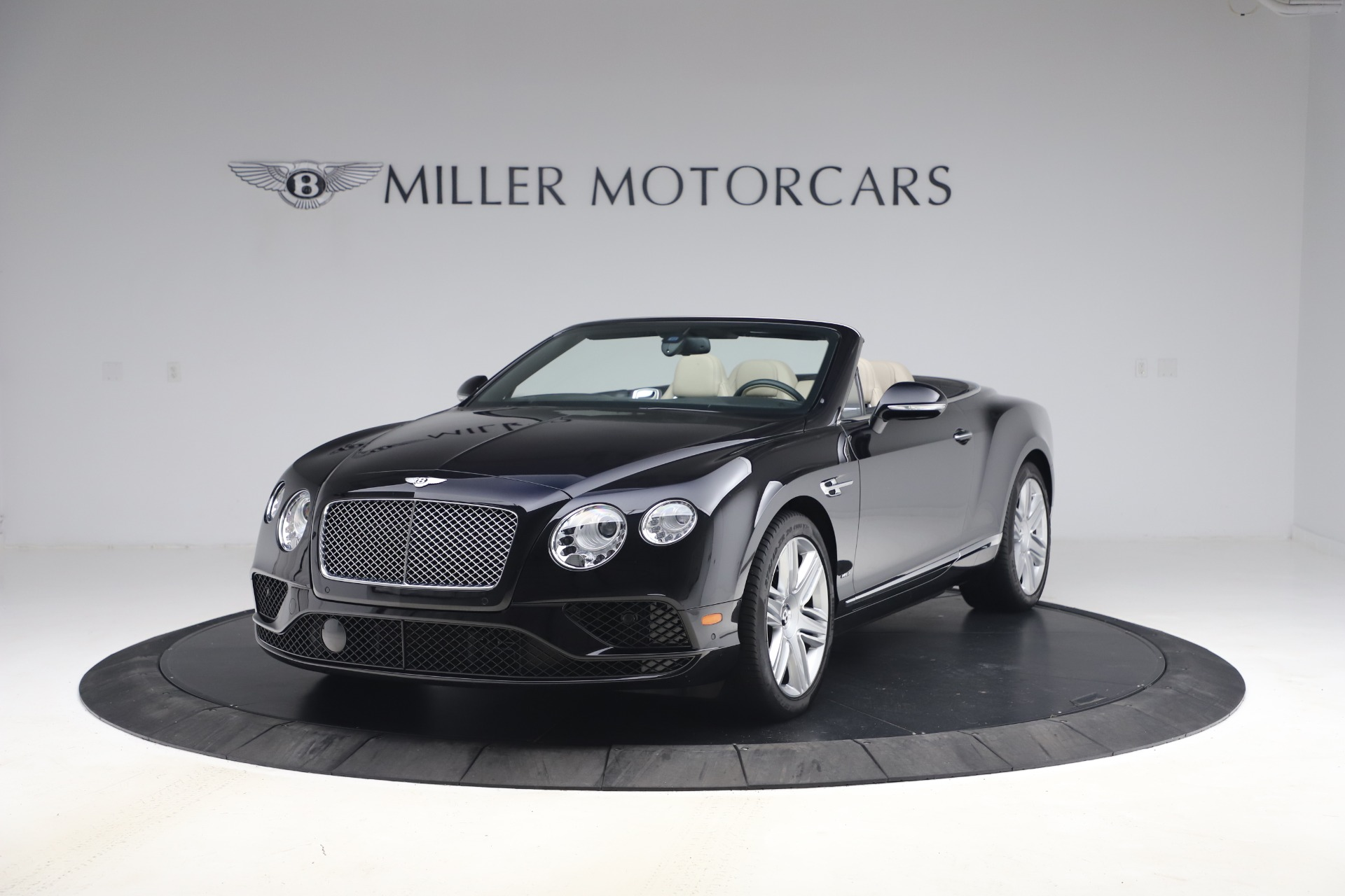 Used 2016 Bentley Continental GT W12 for sale $149,900 at Pagani of Greenwich in Greenwich CT 06830 1