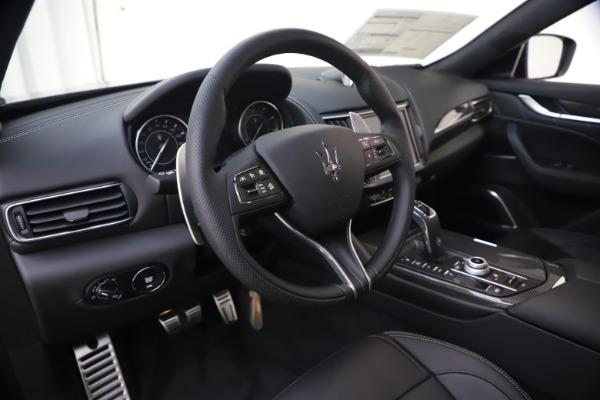 New 2021 Maserati Levante S Q4 GranSport for sale $107,135 at Pagani of Greenwich in Greenwich CT 06830 13