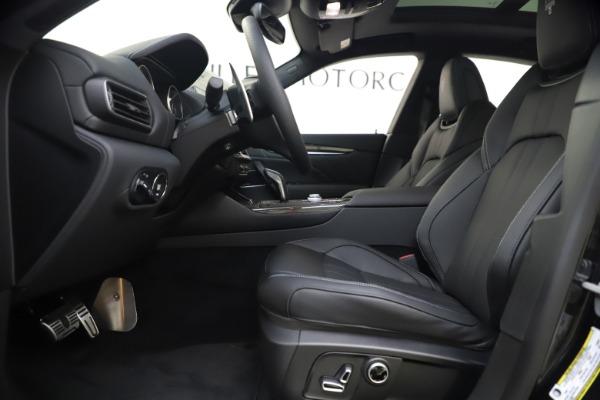 New 2021 Maserati Levante S Q4 GranSport for sale $107,135 at Pagani of Greenwich in Greenwich CT 06830 14