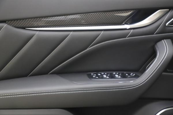 New 2021 Maserati Levante S Q4 GranSport for sale $107,135 at Pagani of Greenwich in Greenwich CT 06830 18