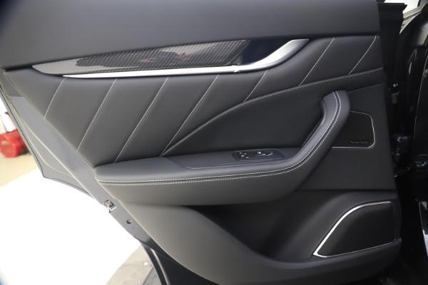 New 2021 Maserati Levante S Q4 GranSport for sale $107,135 at Pagani of Greenwich in Greenwich CT 06830 22