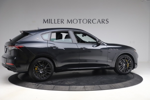 New 2021 Maserati Levante S Q4 GranSport for sale $107,135 at Pagani of Greenwich in Greenwich CT 06830 8