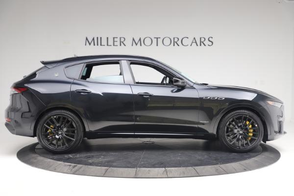 New 2021 Maserati Levante S Q4 GranSport for sale $107,135 at Pagani of Greenwich in Greenwich CT 06830 9