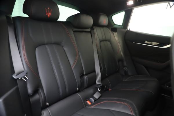 New 2021 Maserati Levante Q4 GranSport for sale $92,485 at Pagani of Greenwich in Greenwich CT 06830 20
