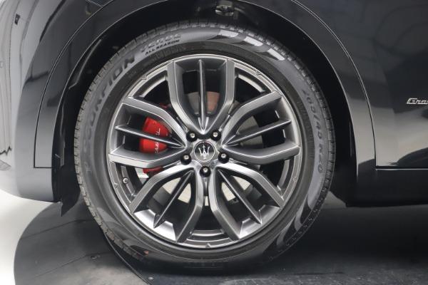 New 2021 Maserati Levante Q4 GranSport for sale $92,485 at Pagani of Greenwich in Greenwich CT 06830 26