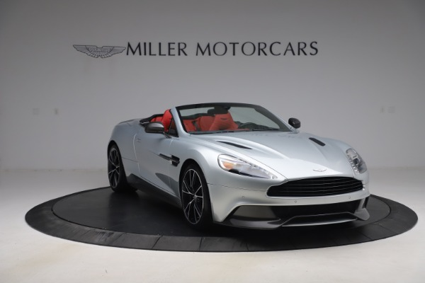 Used 2014 Aston Martin Vanquish Volante for sale $129,900 at Pagani of Greenwich in Greenwich CT 06830 10