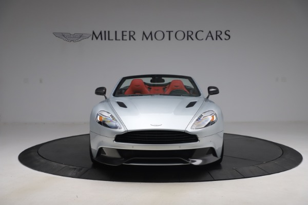 Used 2014 Aston Martin Vanquish Volante for sale $129,900 at Pagani of Greenwich in Greenwich CT 06830 11