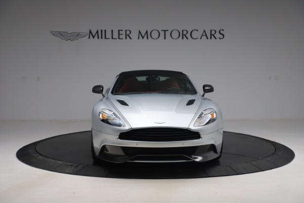 Used 2014 Aston Martin Vanquish Volante for sale $129,900 at Pagani of Greenwich in Greenwich CT 06830 13