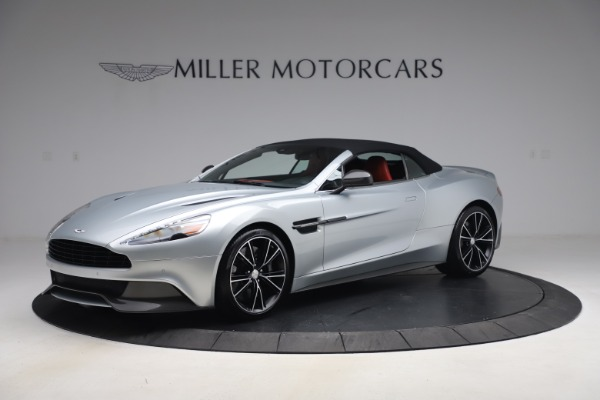 Used 2014 Aston Martin Vanquish Volante for sale $129,900 at Pagani of Greenwich in Greenwich CT 06830 15