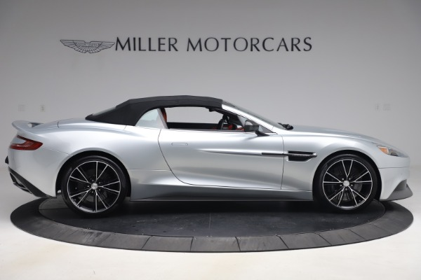 Used 2014 Aston Martin Vanquish Volante for sale $129,900 at Pagani of Greenwich in Greenwich CT 06830 17