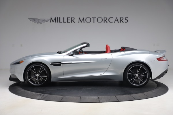 Used 2014 Aston Martin Vanquish Volante for sale $129,900 at Pagani of Greenwich in Greenwich CT 06830 2