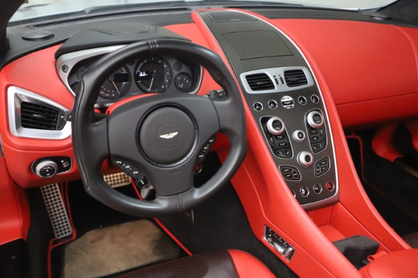 Used 2014 Aston Martin Vanquish Volante for sale $129,900 at Pagani of Greenwich in Greenwich CT 06830 21