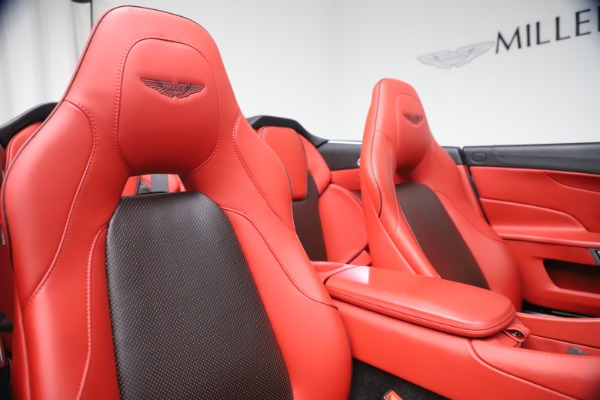 Used 2014 Aston Martin Vanquish Volante for sale $129,900 at Pagani of Greenwich in Greenwich CT 06830 26