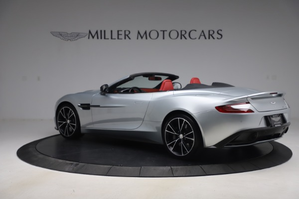 Used 2014 Aston Martin Vanquish Volante for sale $129,900 at Pagani of Greenwich in Greenwich CT 06830 3