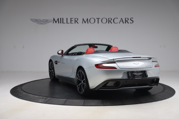 Used 2014 Aston Martin Vanquish Volante for sale $129,900 at Pagani of Greenwich in Greenwich CT 06830 4