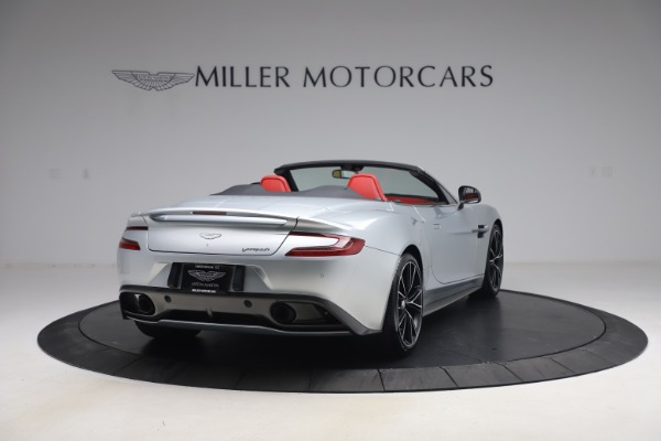 Used 2014 Aston Martin Vanquish Volante for sale $129,900 at Pagani of Greenwich in Greenwich CT 06830 6