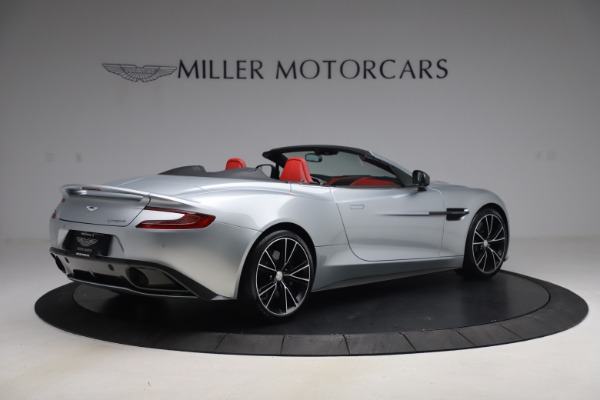Used 2014 Aston Martin Vanquish Volante for sale $129,900 at Pagani of Greenwich in Greenwich CT 06830 7