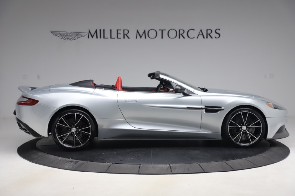 Used 2014 Aston Martin Vanquish Volante for sale $129,900 at Pagani of Greenwich in Greenwich CT 06830 8