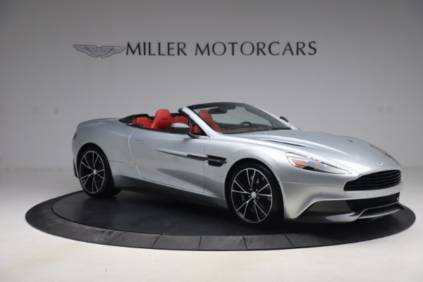 Used 2014 Aston Martin Vanquish Volante for sale $129,900 at Pagani of Greenwich in Greenwich CT 06830 9