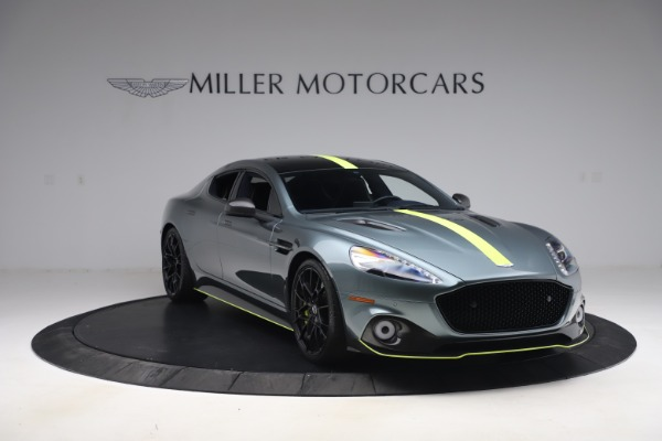 Used 2019 Aston Martin Rapide AMR Sedan for sale $187,900 at Pagani of Greenwich in Greenwich CT 06830 10