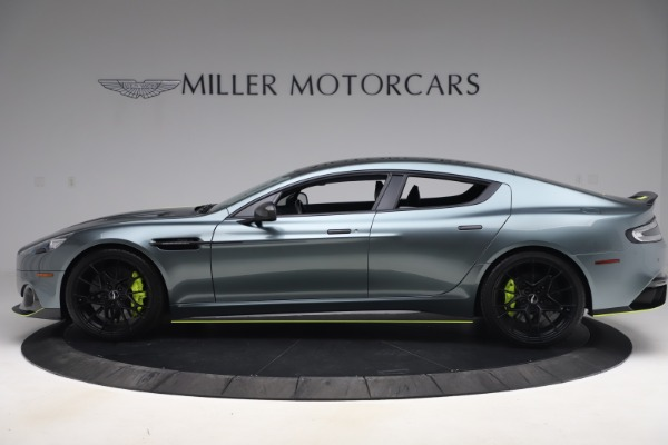 Used 2019 Aston Martin Rapide AMR Sedan for sale $187,900 at Pagani of Greenwich in Greenwich CT 06830 2